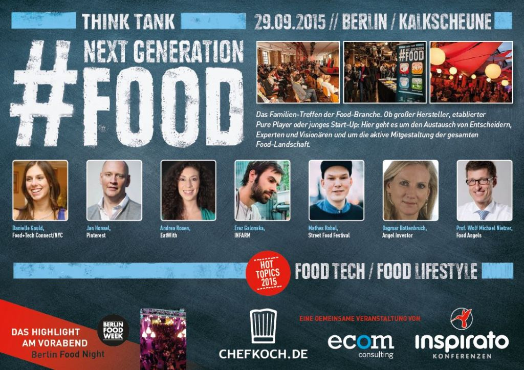 Next Generation Food 2015