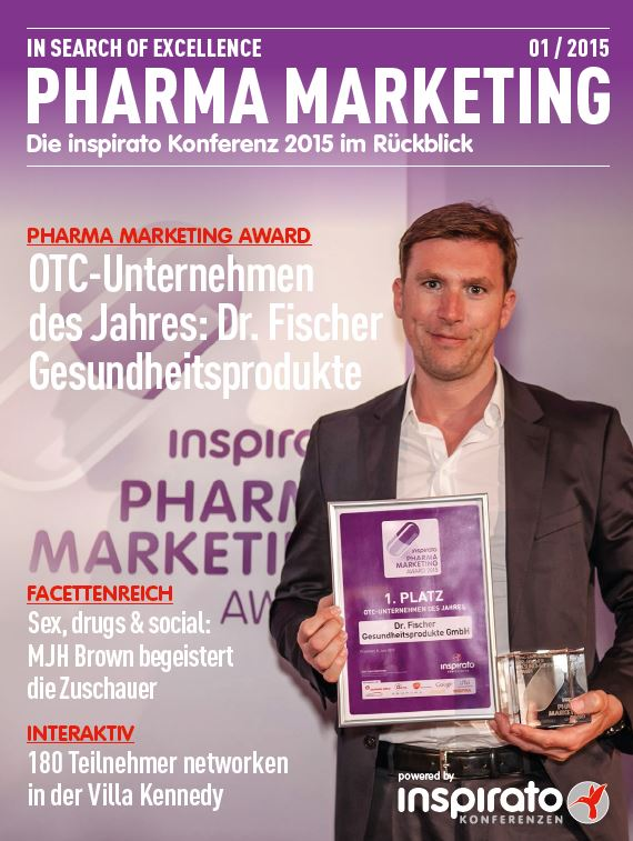 Sonderheft Pharma Marketing 2015