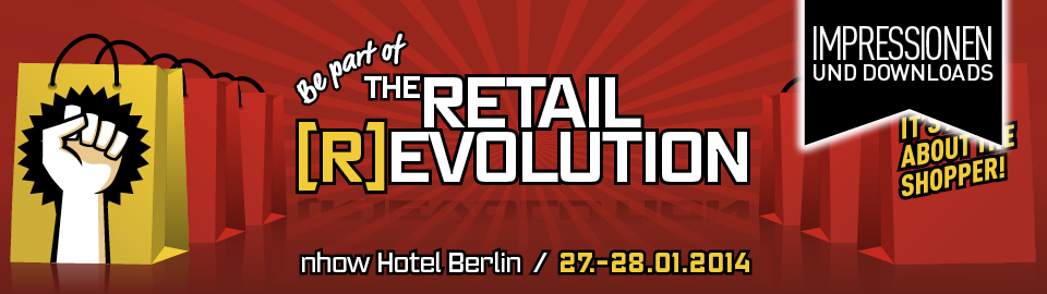 RETAIL (R)EVOLUTION 2014